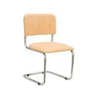 Сильвия стул (эко-кожа, хром) для посетителей и персонала
