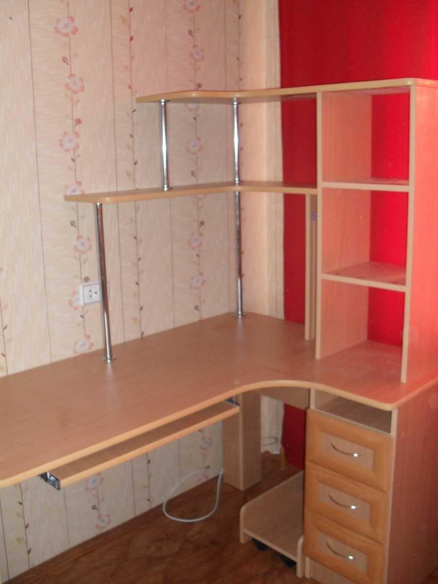 Компьютерные столы от производителяиз ЛДСП и МДФ