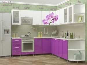 Кухонный гарнитур КГУ4