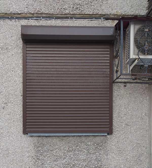 Рольставни на окна для дома и офиса