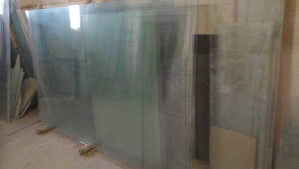 Стекло 5мм резка и обработка в Челябинске (стеклорез)