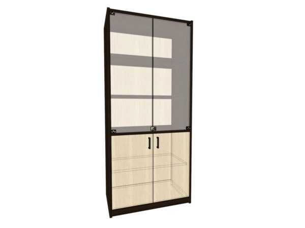 Шкаф для офиса 350*900*2100мм ОШ-13