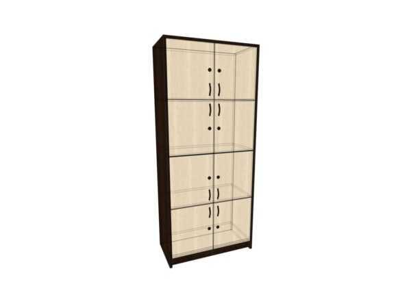 Шкаф для хранения 350*900*2100 ОШ-9