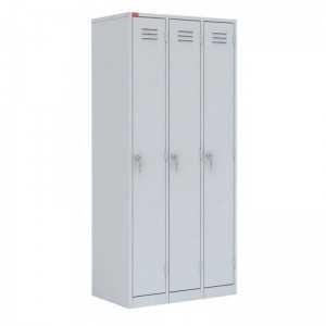 Шкаф разборный металлический для сменной одежды ШРМ-33