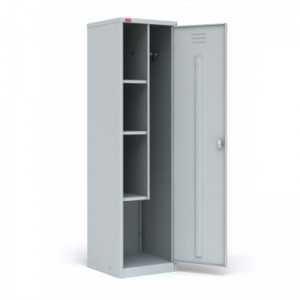 Шкаф металл разборный для одежды и инвентаря АК-У