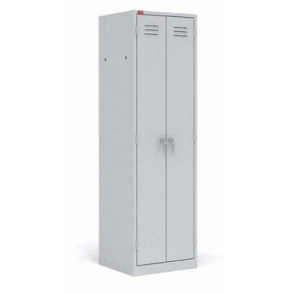 Шкаф металлический повышенной жесткости для одежды ШРМ-22