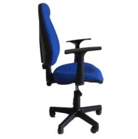 Кресло Алекс ЭРГО-1 , ткань офисная, подлокотник 862-Т