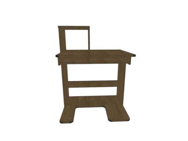Письменный стол КС 24 для дома и офиса ЛДСП