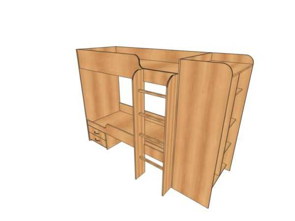 Детская мебель ДС4