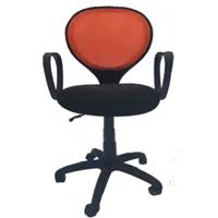 Кресло офисное 722 спинка TW сетка/ткань новинка