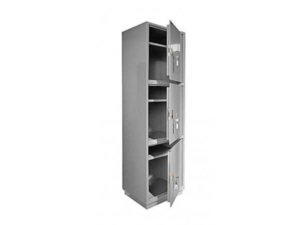 Бухгалтерский шкаф КБ-033 для офиса металлический