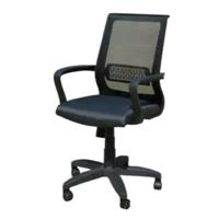 Кресло оператора 888 спинка TW сетка / ткань