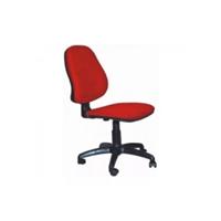 Кресло Престиж ЛЮКС без подлокотника, ткань офис