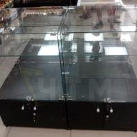 Прилавки торговые стеклянные на заказ от производителя