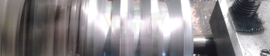 Металлообработка (токарные, фрезерные работы) в Челябинске