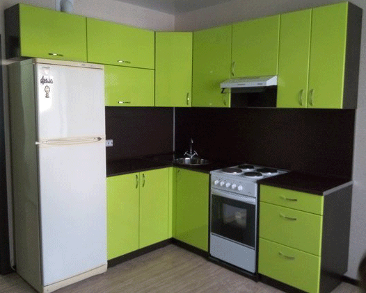 Кухонный гарнитур купить от производителя из ЛДСП и МДФ