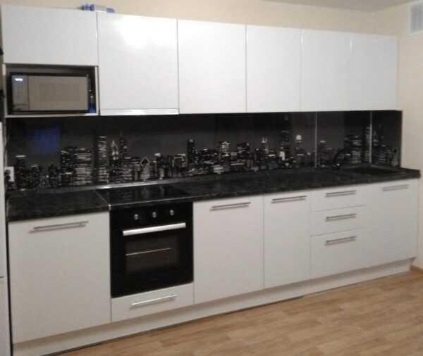 Кухонный гарнитур на заказ недорого 3500мм