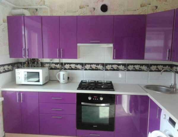 Кухонный гарнитур по низкой цене 4400мм