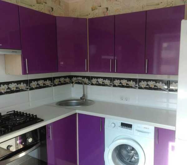 Кухонный гарнитур по низкой цене 4400мм 1