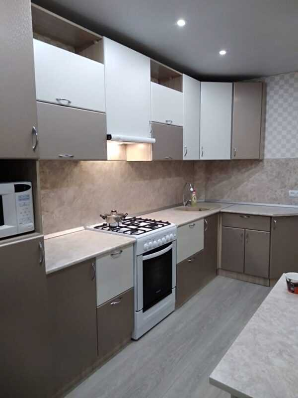 Кухонный гарнитур недорого от производителя из ЛДСП и МДФ 5100мм