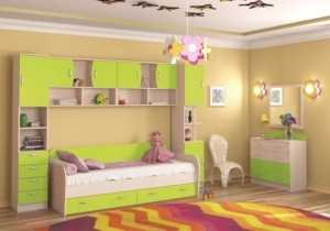 Детская мебель на заказ ДМ5