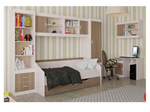 Детская мебель от производителя на заказ ДМ10