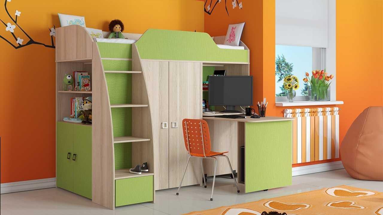 Детская мебель в Челябинске на заказ недорого