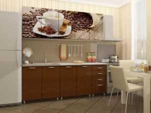 Кухонный гарнитур КГП3