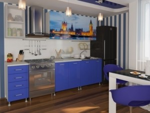 Кухонный гарнитур КГП7