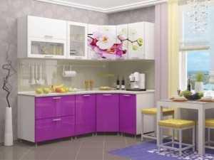 Кухонный гарнитур КГУ3