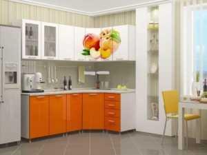 Кухонный гарнитур КГУ5
