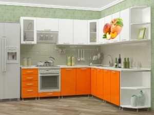 Кухонный гарнитур КГУ7