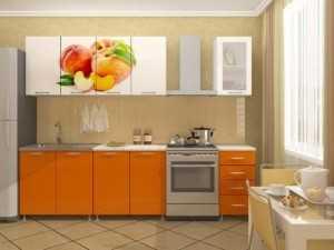 Кухонный гарнитур КГП14
