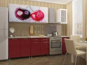 Кухонный гарнитур КГП16