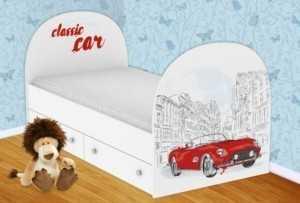 Детская кровать Ретро