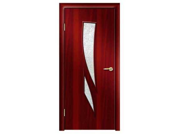 Дверь межкомнатная ламинированная Д0 018