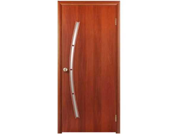 Дверь межкомнатная ламинированная Д0 033