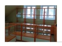 Витрины алюминиевые от производителя в Челябинске