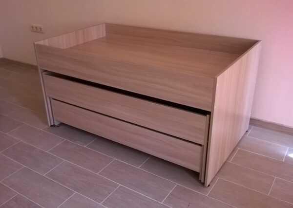 Детская мебель кроватка