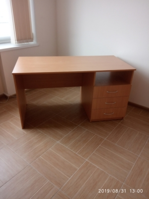 Стол офисный недорого с 3-мя ящиками