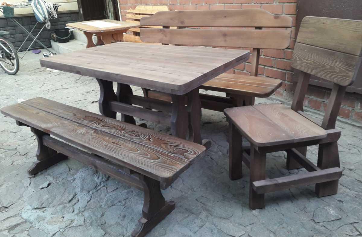Мебель из состаренного дерева в Челябинске купить недорого