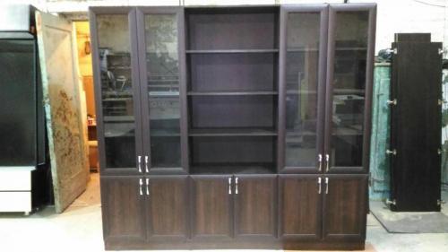 Шкаф для офиса с фасадами МДФ