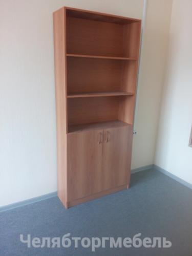 Шкаф офисный верх открытый
